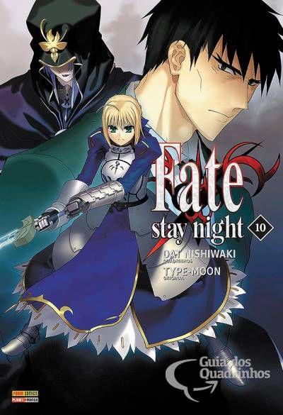 Fate Stay Night Vol.10