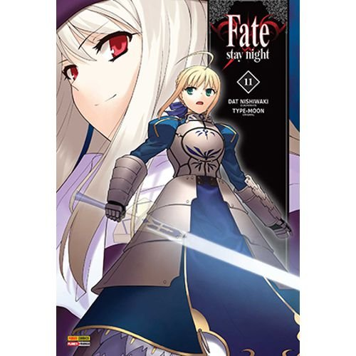 Fate Stay Night Vol.11