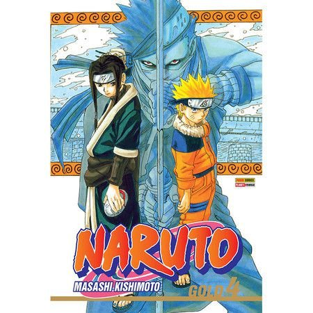 Naruto Gold Vol.04