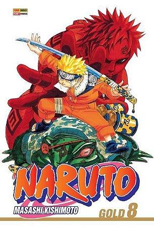 Naruto Gold Vol.08