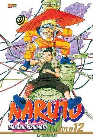 Naruto Gold Vol.12