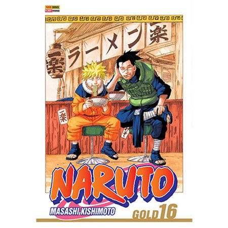 Naruto Gold Vol.16