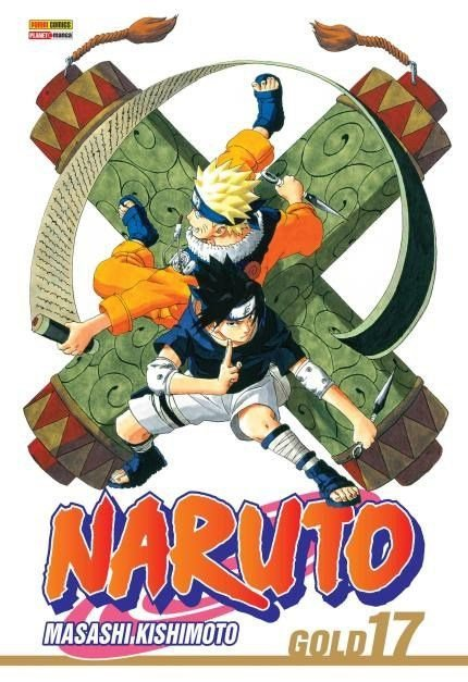 Naruto Gold Vol.17