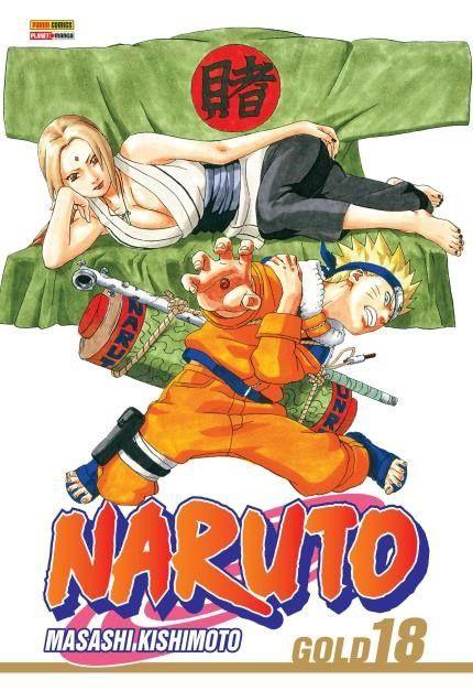 Naruto Gold Vol.18
