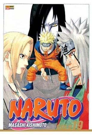 Naruto Gold Vol.19