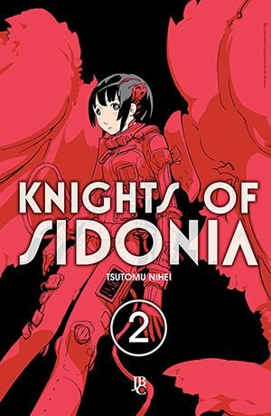 Knights Of Sidonia Vol.02