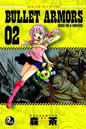 Bullet Armors Vol.02