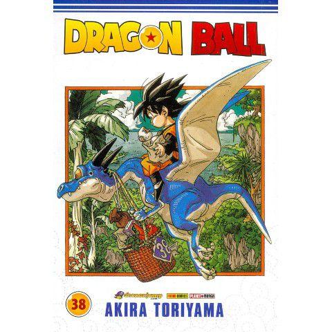 Dragon Ball Vol.38