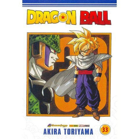 Dragon Ball Vol.33