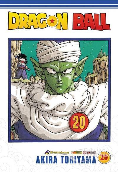 Dragon Ball Vol.20