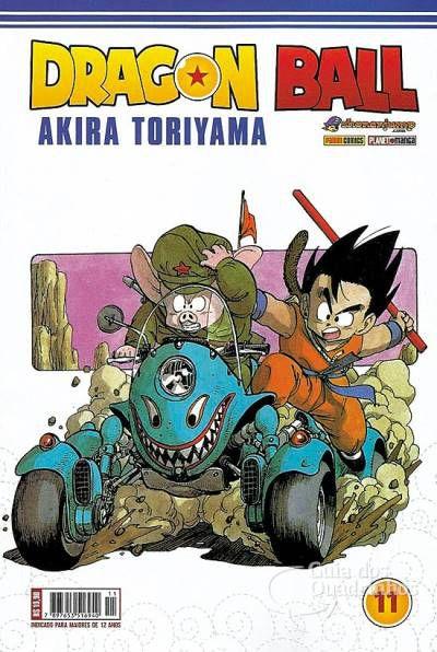 Dragon Ball Vol.11