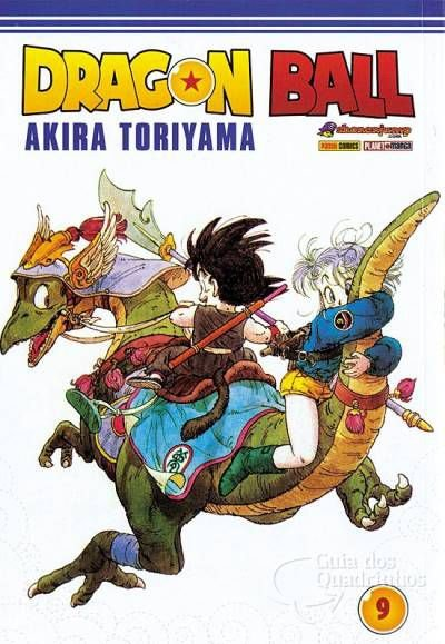 Dragon Ball Vol.09