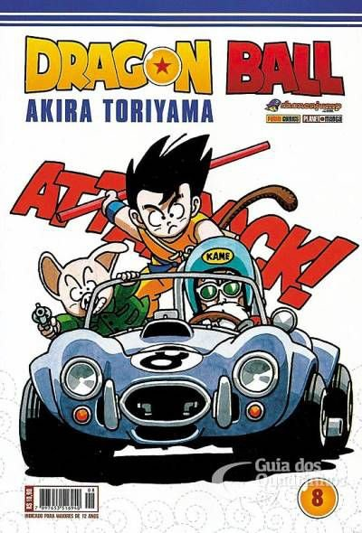 Dragon Ball Vol.08