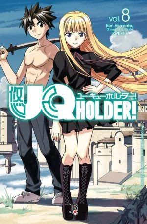 UQ Holder! Vol.08
