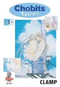 Box Chobits Vol.01 a 08