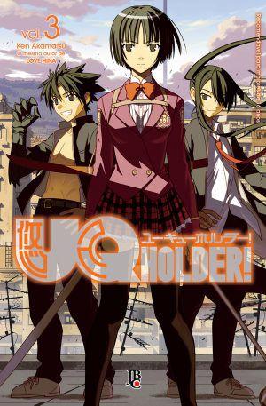 UQ Holder! Vol.03