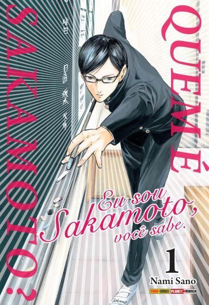 Quem É Sakamoto? Vol.01