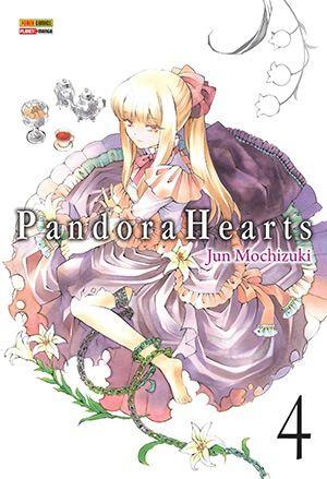 Pandora Hearts Vol.04