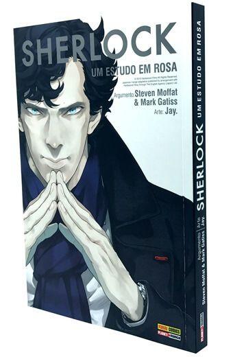 Sherlock - Um Estudo Em Rosa