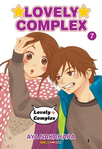 Lovely Complex Vol.07