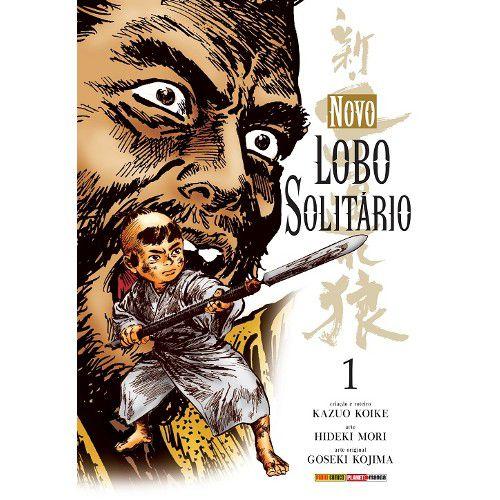 Novo Lobo Solitário Vol.01