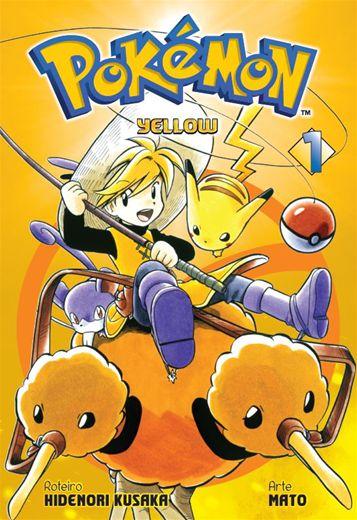 Pokemon Yellow Vol.01