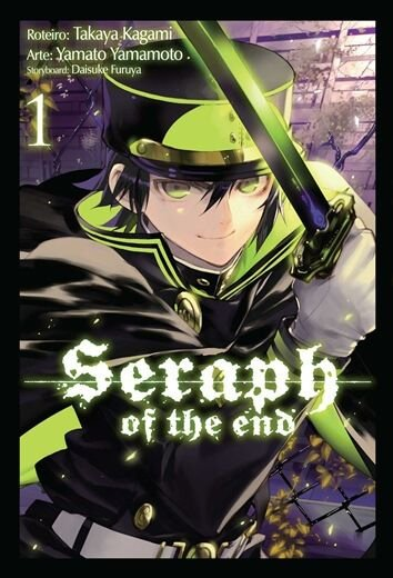 Seraph Of The End Vol.01