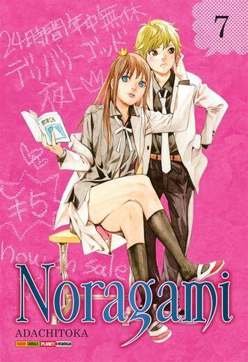 Noragami Vol.07