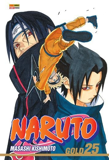 Naruto Gold Vol.25