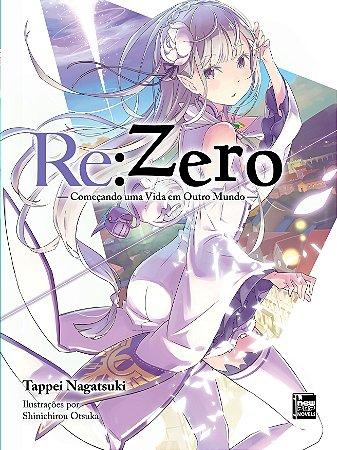 Re:Zero - Começando uma vida em outro mundo Livro 01