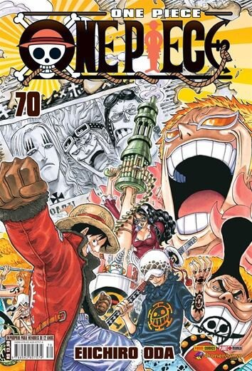 One Piece Vol.70
