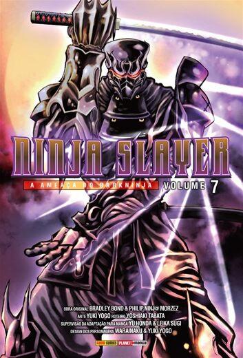 Ninja Slayer Vol.07