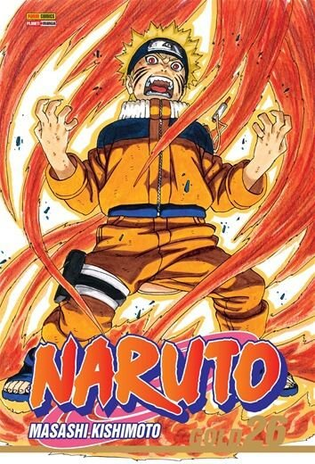 Naruto Gold Vol.26