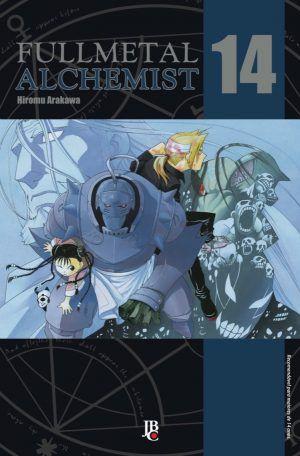 Fullmetal Alchemist Vol.14