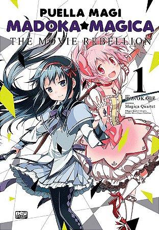 Madoka Magica: The Movie Rebellion Vol.01