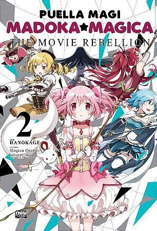 Madoka Magica: The Movie Rebellion Vol.02