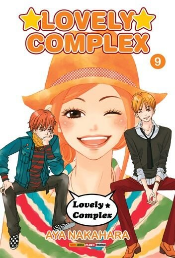 Lovely Complex Vol.09