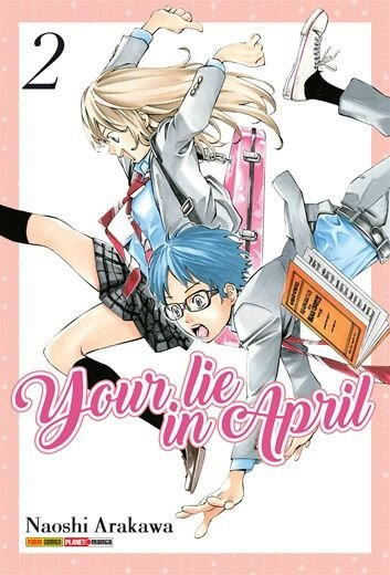 Your Lie In  April Vol.02