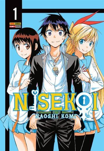 Nisekoi Vol.01
