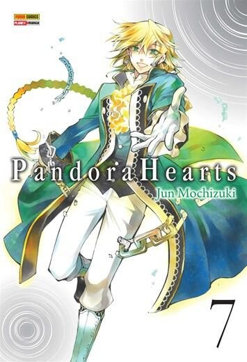 Pandora Hearts Vol.07