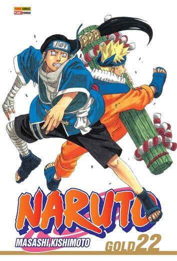 Naruto Gold Vol.22