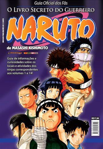 Naruto - O Livro Secreto do Guerreiro