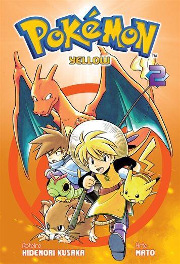 Pokemon Yellow Vol.02