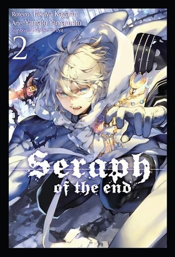 Seraph Of The End Vol.02