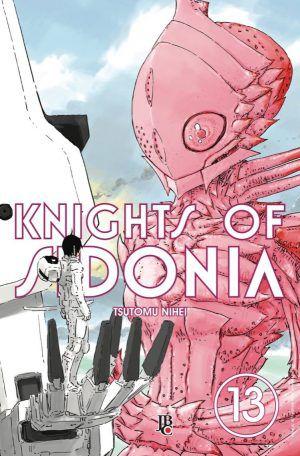 Knights Of Sidonia Vol.13