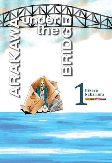 Arakawa Under The Bridge Vol.01