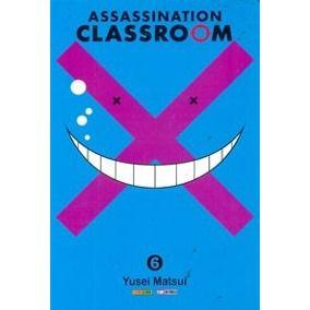 Assassination Classroom Vol.06