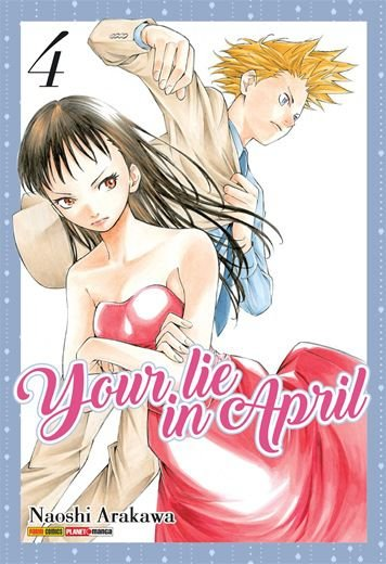Your Lie In April Vol.04