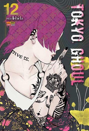 Tokyo Ghoul Vol.12