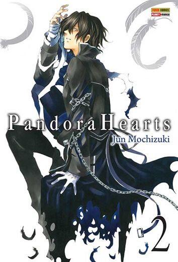 Pandora Hearts Vol.02